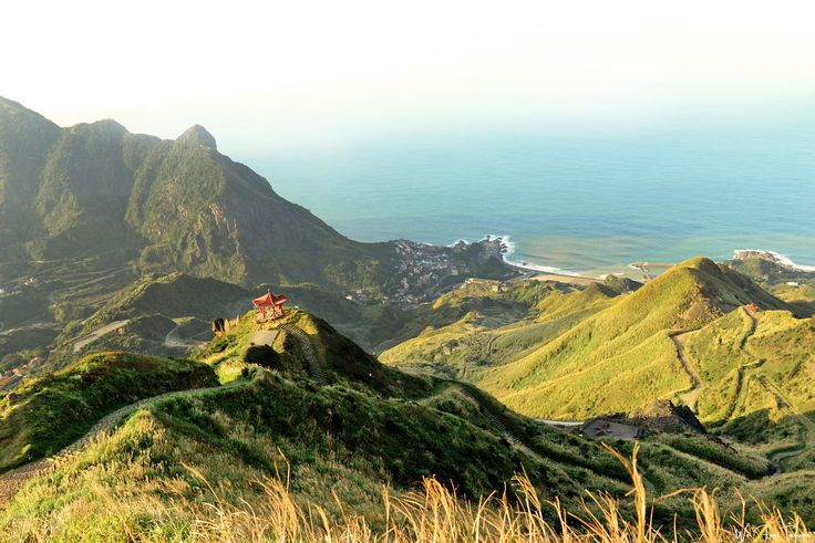 Jinguashi – Northeastern Taiwan's Most Natural Spot