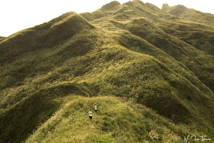 Jinguashi - Northeastern Taiwan's Most Natural Spot