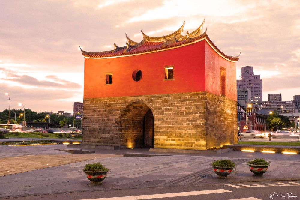 The North Gate Taipei – the Gate Through the Past